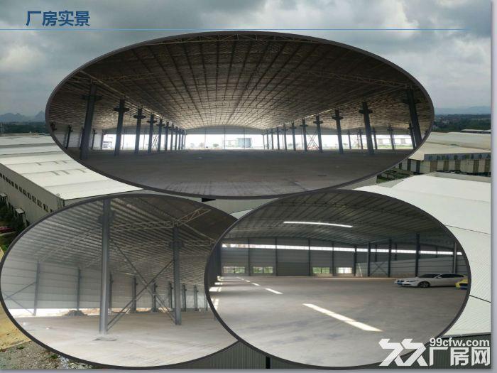 广西十大商贸项目之一长乐物流园二期物流钢材仓储招商-图(1)
