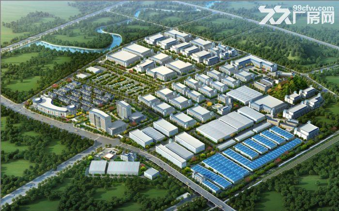 广西十大商贸项目之一长乐物流园二期物流钢材仓储招商-图(2)