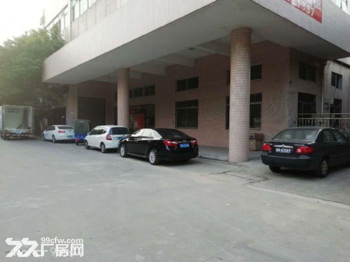 萝岗现有一楼550平方的厂房-图(5)