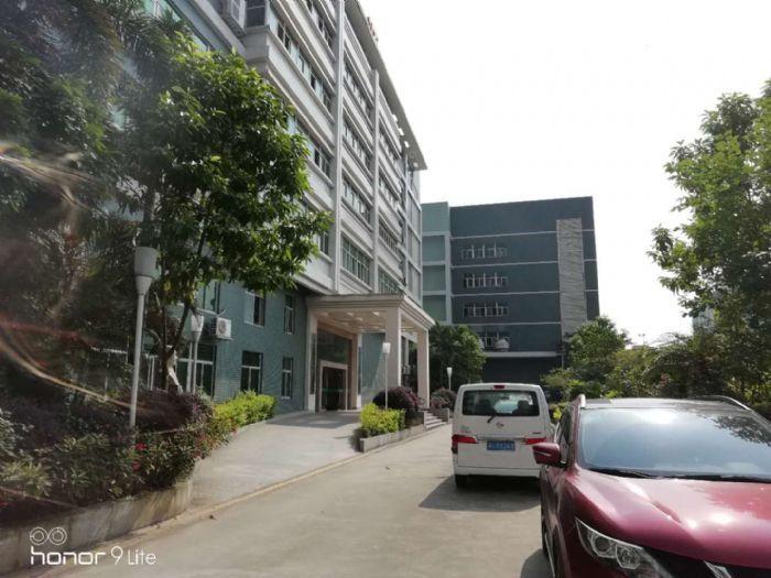 (免中介费)萝岗开发区东区现有18000平方独栋厂房出租-图(2)