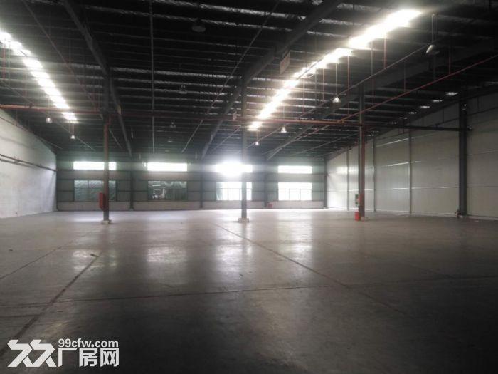江桥电商进口食品物流装配研发仓储有产证面积可独立分租-图(6)