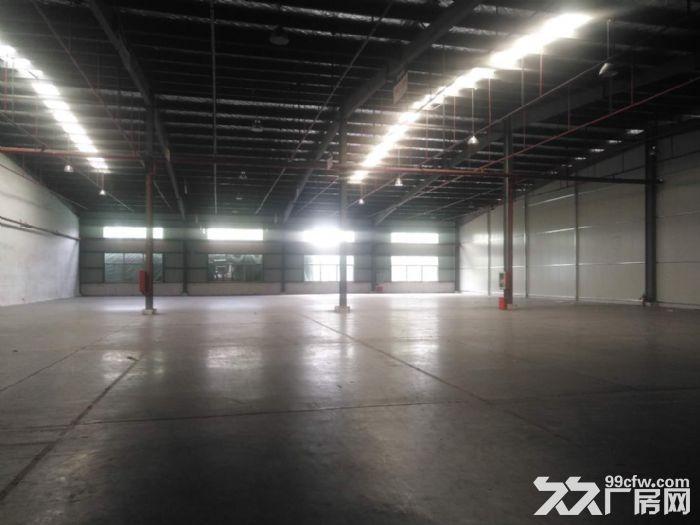 江桥电商进口食品物流装配研发仓储有产证面积可独立分租-图(7)