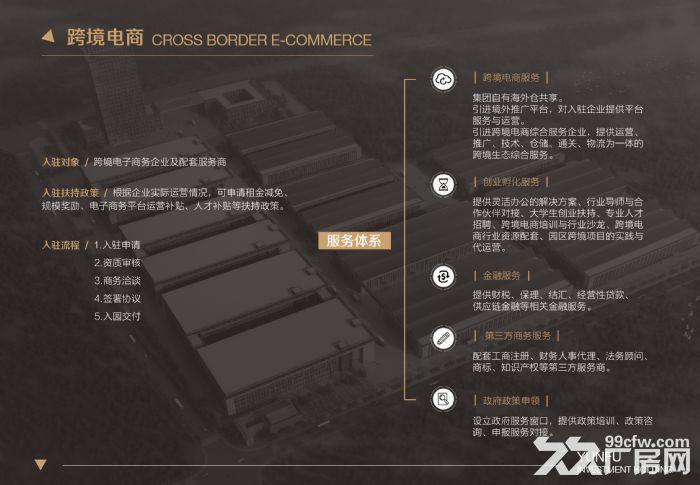 顾山镇百亩园区招商纺织服装智能制造产业园-图(2)