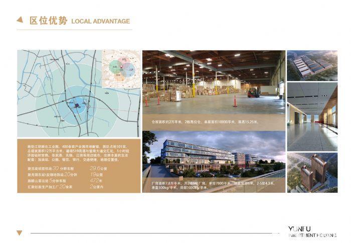 顾山镇百亩园区招商纺织服装智能制造产业园-图(5)