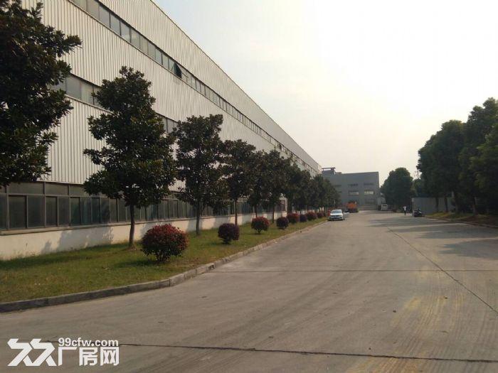 硕放单层重型机械厂房出租15000平米,可分租1200平米,高度23米-图(2)