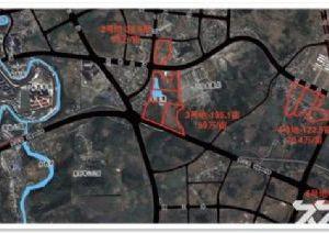 贵州黔西县5组国有建设用地出让