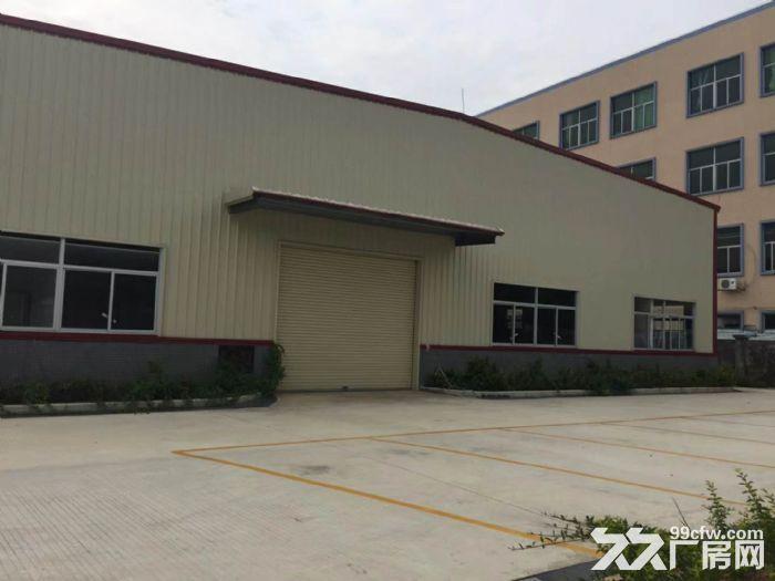 南朗翠亨独门共院单一层厂房2500方出租,电量可按需-图(1)