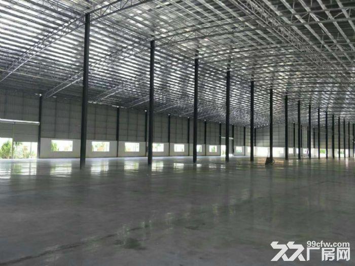 南朗翠亨独门共院单一层厂房2500方出租,电量可按需-图(3)