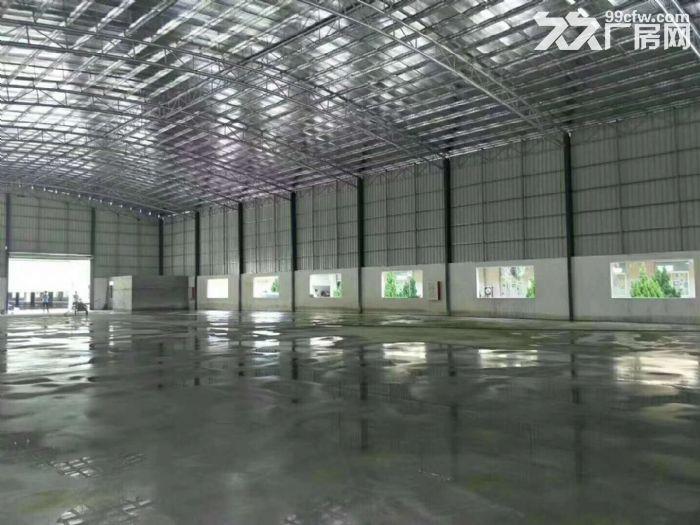 南朗翠亨独门共院单一层厂房2500方出租,电量可按需-图(2)
