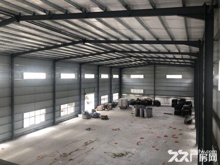南朗独门独院3000方钢结构出租,厂房高10米,有现成航吊,免费使用-图(2)