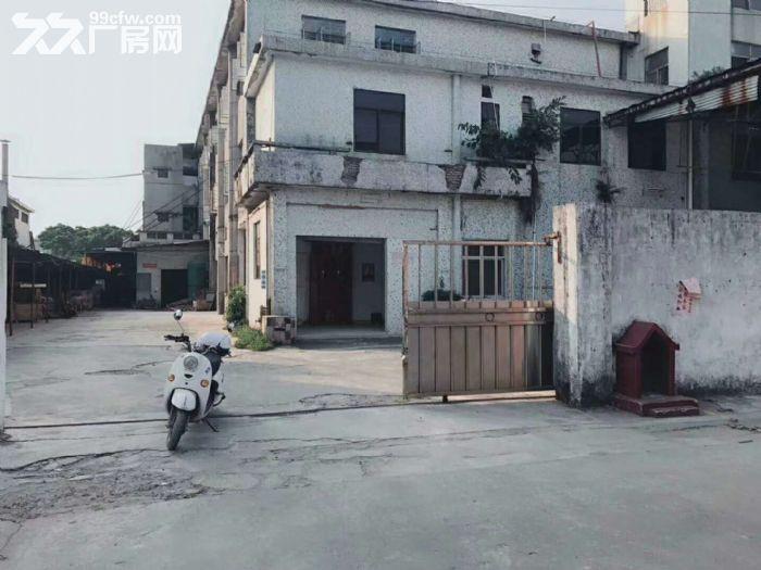 南朗建伦工业园独门独院3440方标准厂房出租-图(1)