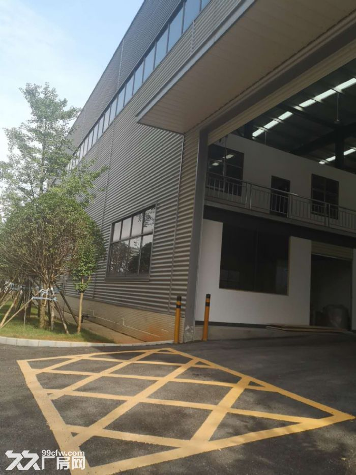 出租岳麓周边普瑞大道钢结构厂房带行车-图(1)