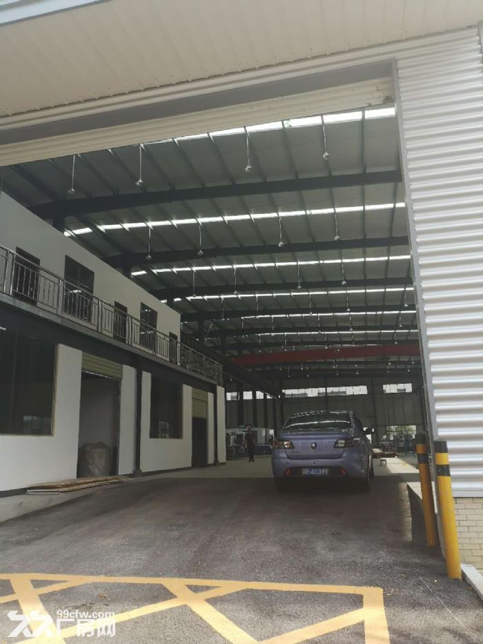 出租岳麓周边普瑞大道钢结构厂房带行车-图(2)