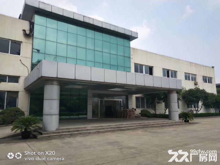 无中介费吴中城南南湖路独门独院单层层高十米可分租-图(1)