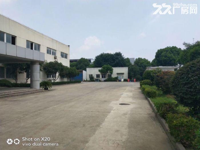 无中介费吴中城南南湖路独门独院单层层高十米可分租-图(2)