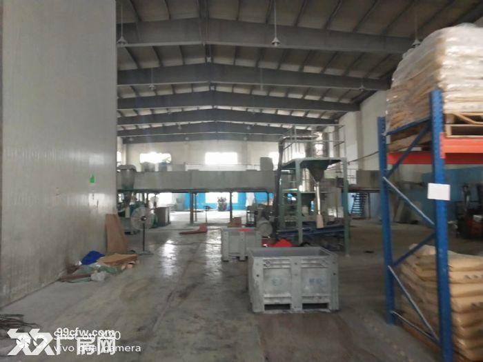 无中介费吴中城南南湖路独门独院单层层高十米可分租-图(7)