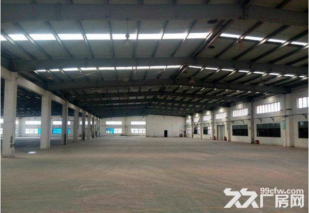 青浦区崧华路4000独门独院厂房单层火爆出租-图(2)
