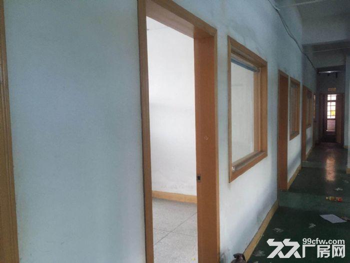 清溪清凤路旁独院厂房出租二三楼1200平,马路边上-图(2)