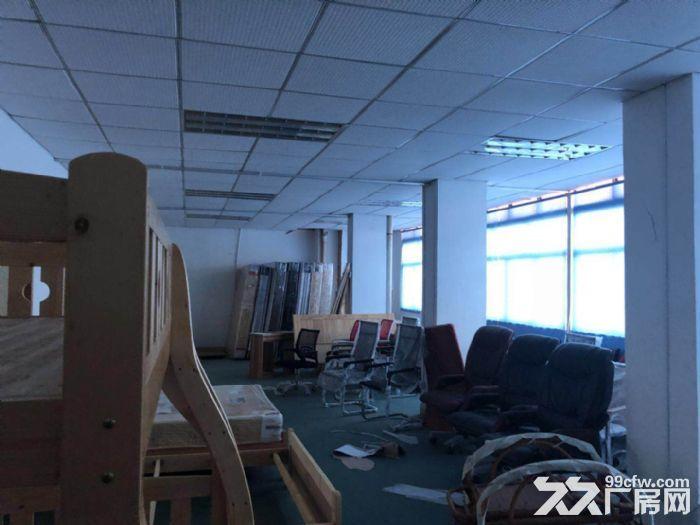 清溪清凤路旁独院厂房出租二三楼1200平,马路边上-图(1)