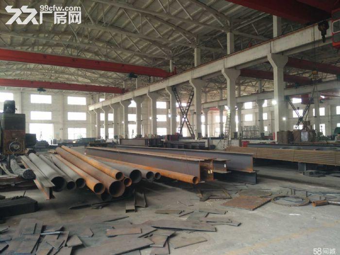 惠山堰桥风电园6400平米独立厂房出租须外资-图(1)