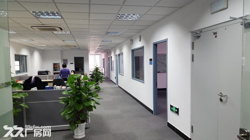 苏州园区独院7500平米双层好厂房出租,精装修-图(1)