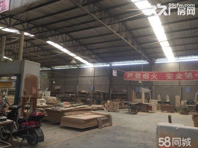 出租郫县5500平家具厂房可喷漆-图(4)