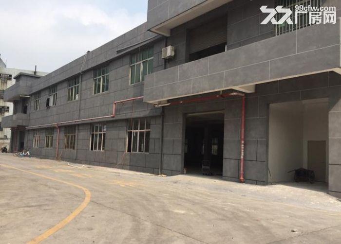 独院全新2300平两层厂房出租包办环评-图(1)