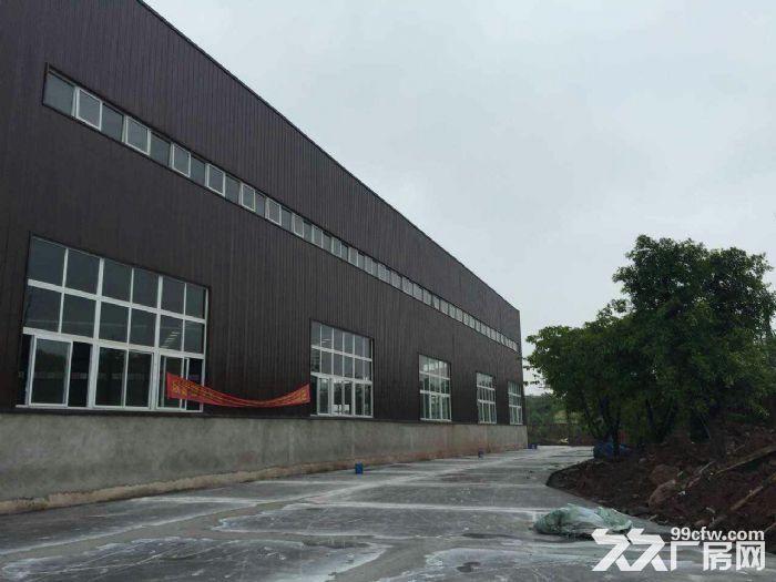 两江新区全新标准厂房8500平17米电500kva有行车可分租-图(1)