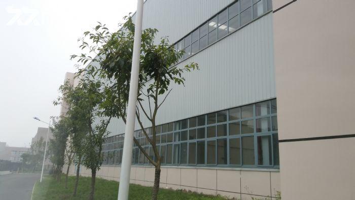 两江新区全新标准厂房8500平17米电500kva有行车可分租-图(2)