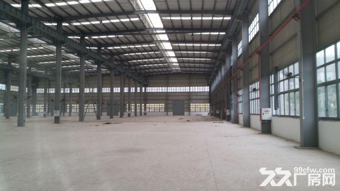 两江新区全新标准厂房8500平17米电500kva有行车可分租-图(4)