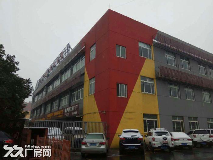 出租秋石高架兴业街出口文创园内宜电商摄影设计服装仓库等-图(1)