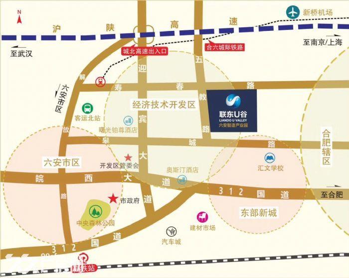 六安开发区轻钢厂房租赁-图(2)