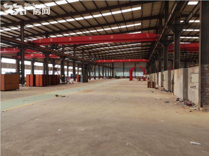 天津正规工业园区库房出租33000平米-图(3)