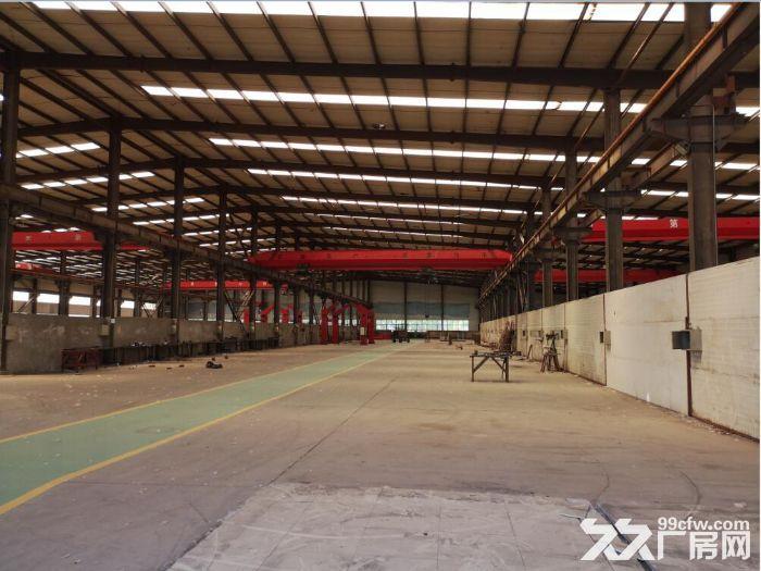 天津正规工业园区库房出租33000平米-图(2)