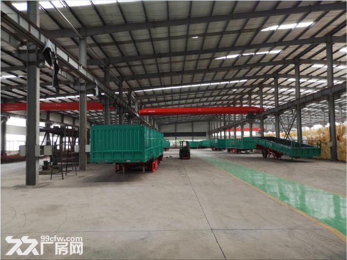 天津正规工业园区库房出租33000平米-图(5)