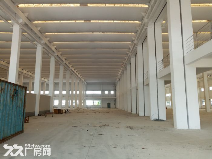 独门独院滨湖区15000平米单层厂房~~30吨行车-图(1)