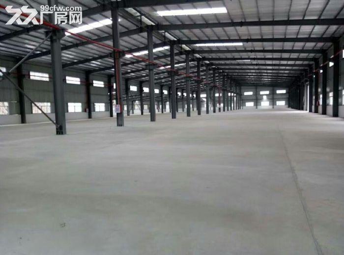 东莞常平东平大道边全新独院钢构厂房招租-图(3)