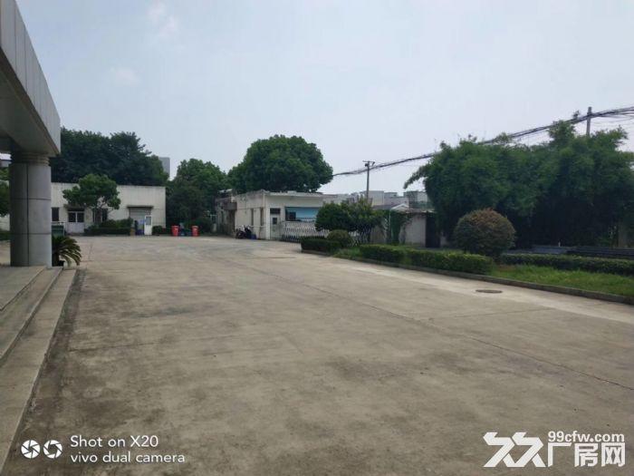 无中介费吴中城南南湖路独门独院单层层高十米可分租-图(3)