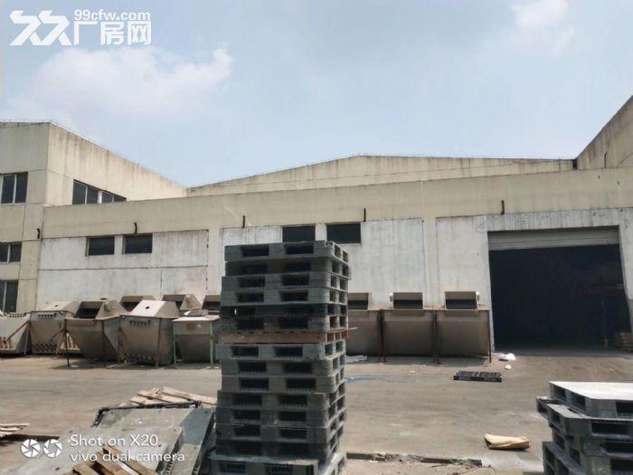 无中介费吴中城南南湖路独门独院单层层高十米可分租-图(5)