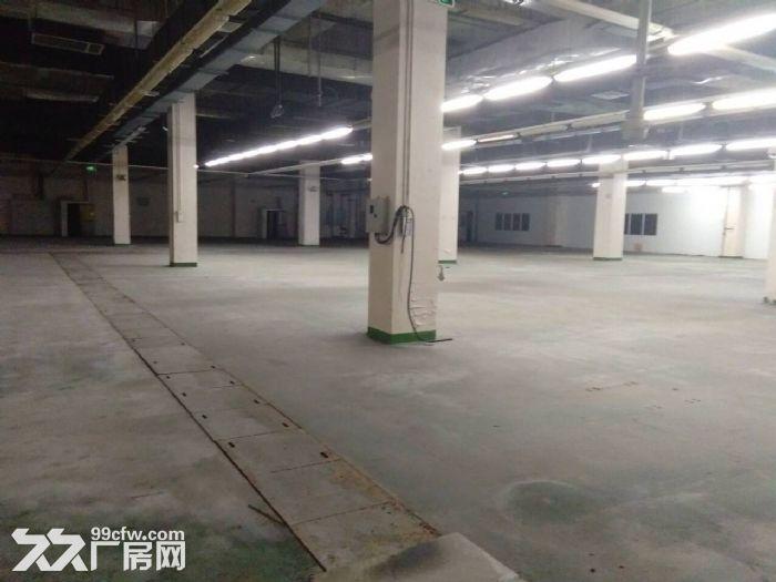 梅村双层高标准厂房10000平米出租可分租,密封式车间-图(1)
