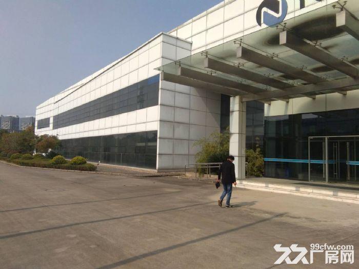 梅村双层高标准厂房10000平米出租可分租,密封式车间-图(2)