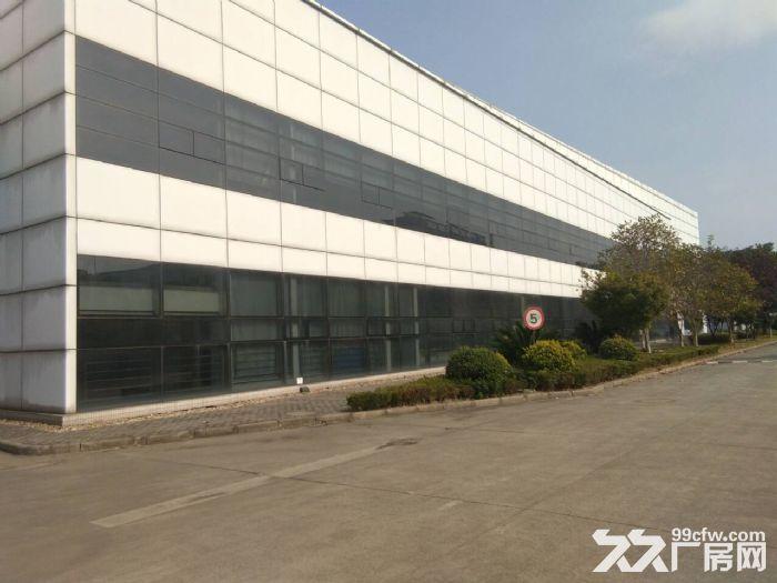 梅村双层高标准厂房10000平米出租可分租,密封式车间-图(4)