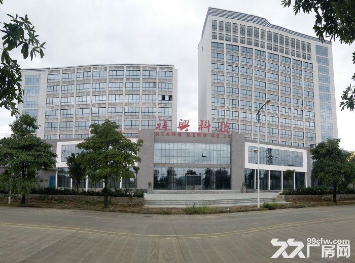 洛维工业园祥兴科技办公楼出租-图(1)