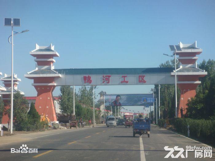 南阳市鸭河工区核心居住区450亩片区开发项目招商资料-图(1)