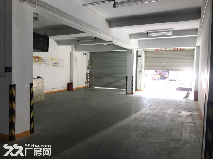 宝安西乡后瑞地铁站,装修好仓库,实用面积1000平,整租-图(1)