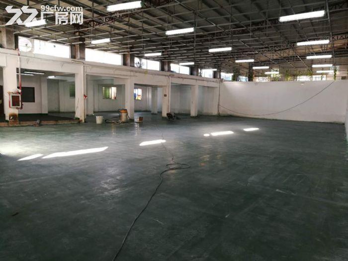 宝安西乡后瑞地铁站,装修好仓库,实用面积1000平,整租-图(3)