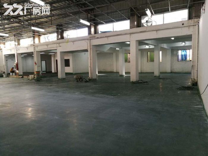 宝安西乡后瑞地铁站,装修好仓库,实用面积1000平,整租-图(4)