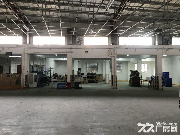 宝安西乡后瑞地铁站,装修好仓库,实用面积1000平,整租-图(7)