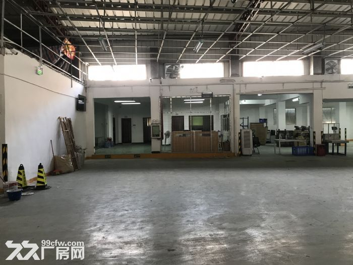 宝安西乡后瑞地铁站,装修好仓库,实用面积1000平,整租-图(8)