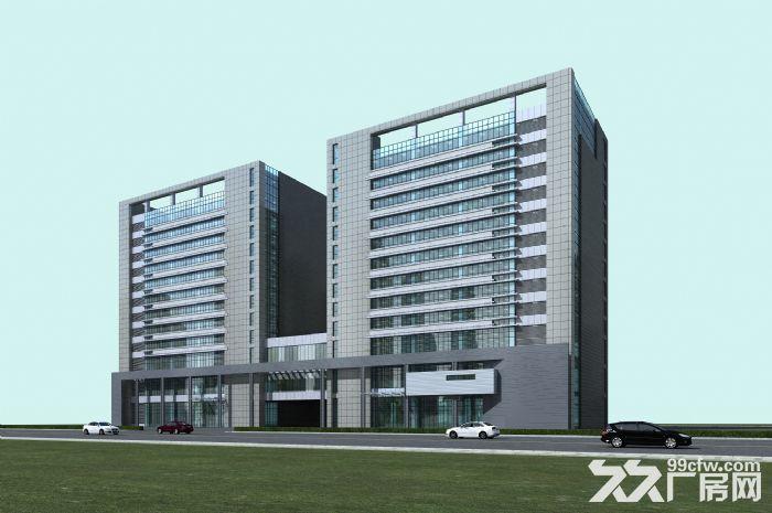珠江路小天鹅旁,独栋小面积研发型厂房出售-图(1)